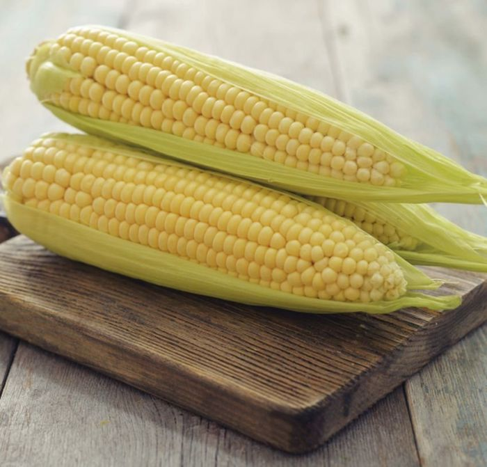 Organic Sweetcorn Seeds