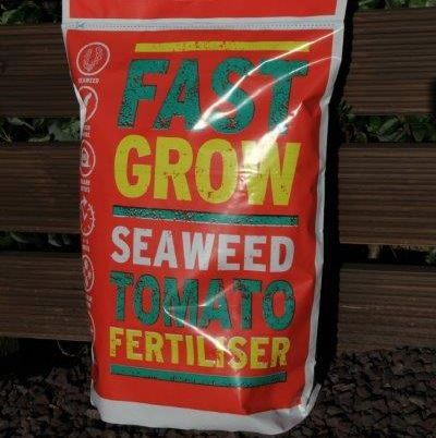 Fast Grow Seaweed Tomato Fertiliser 10kg