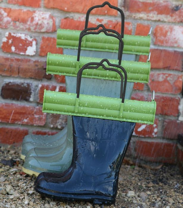 Welly Boot Clamps